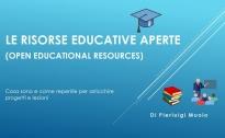 Le Risorse Educative Aperte, cosa sono e dove reperirle per arricchire progetti e lezioni