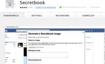 Facebook: nascondere del testo in una foto usando Chrome