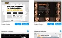 Creare un sito Web HTML5 a costo zero in pochi clic