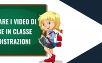 Mostrare i video di YouTube in classe senza distrazioni e pubblicità